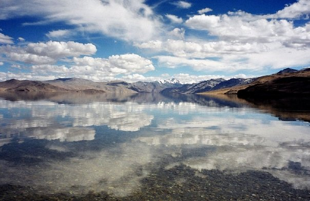 Serenity at Tso Morari, Ladakh, India