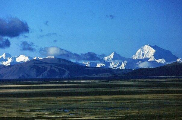 Gurla Mandhata, Tibet 1992