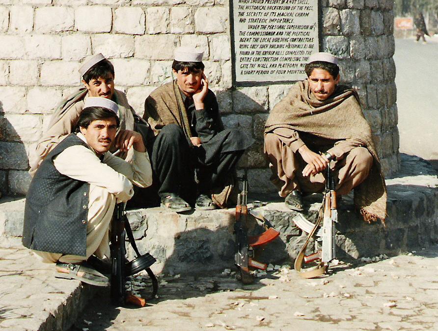 Afghanistan Border, 1994