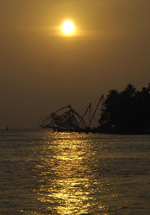 Harbour Cruise, Kochi, India
