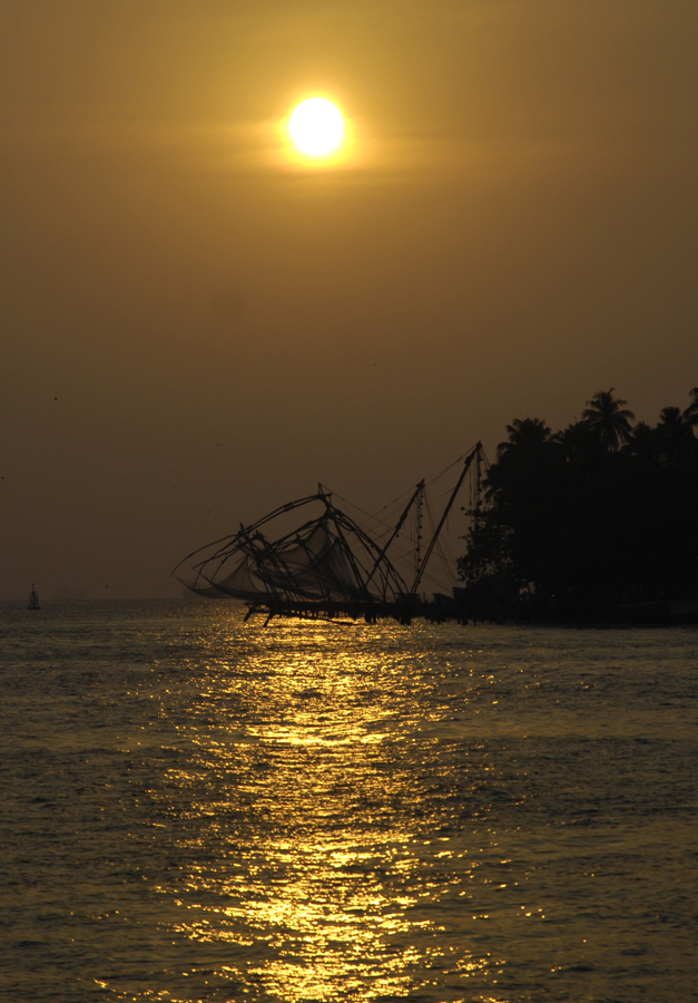 Harbour Cruise, Kochi, India