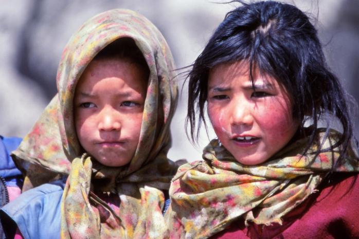 Musings about Nepal 1986