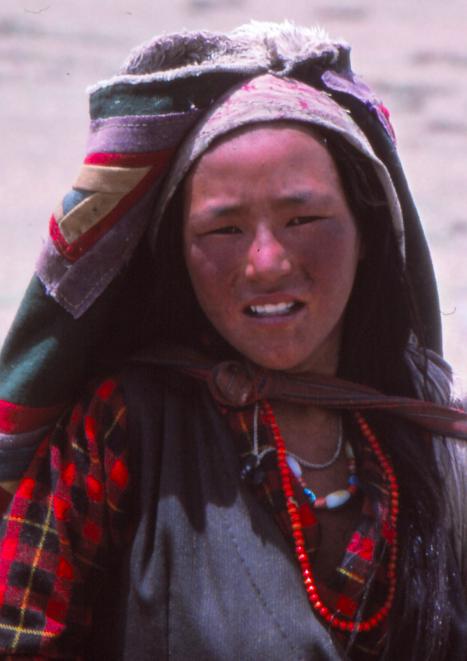 Its a hard life, Tibet, 1992