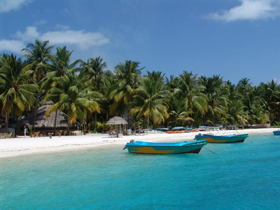 Bangaram Island, Lakshadweep, India