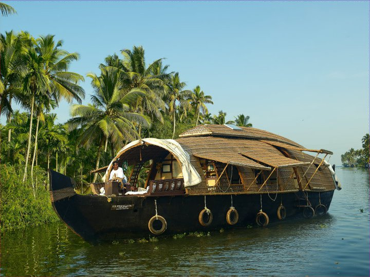 Spice Boat Cruises, Backwaters, Kerala